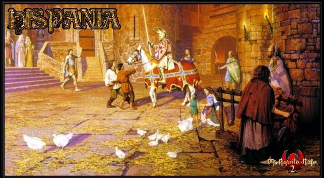 Alianza Hispania Águila Roja