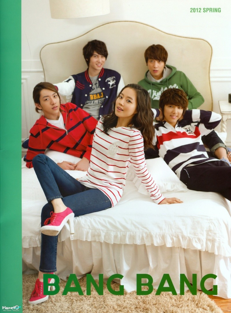 [Photoshoot] Bang Bang 2012 Spring Catalog (avec Moon Chaewon) Ss-ban10