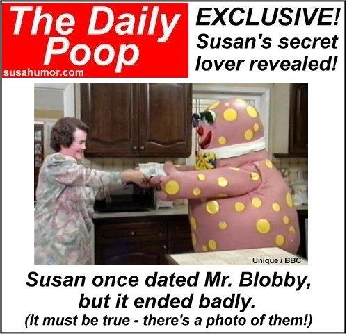 Susan's secret lover revealed! Poop-b10
