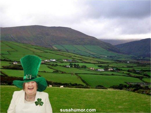 Susan moving to Ireland? Susani10