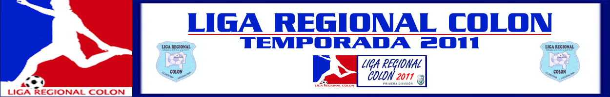 Foro gratis : Liga Regional Colon Banner10