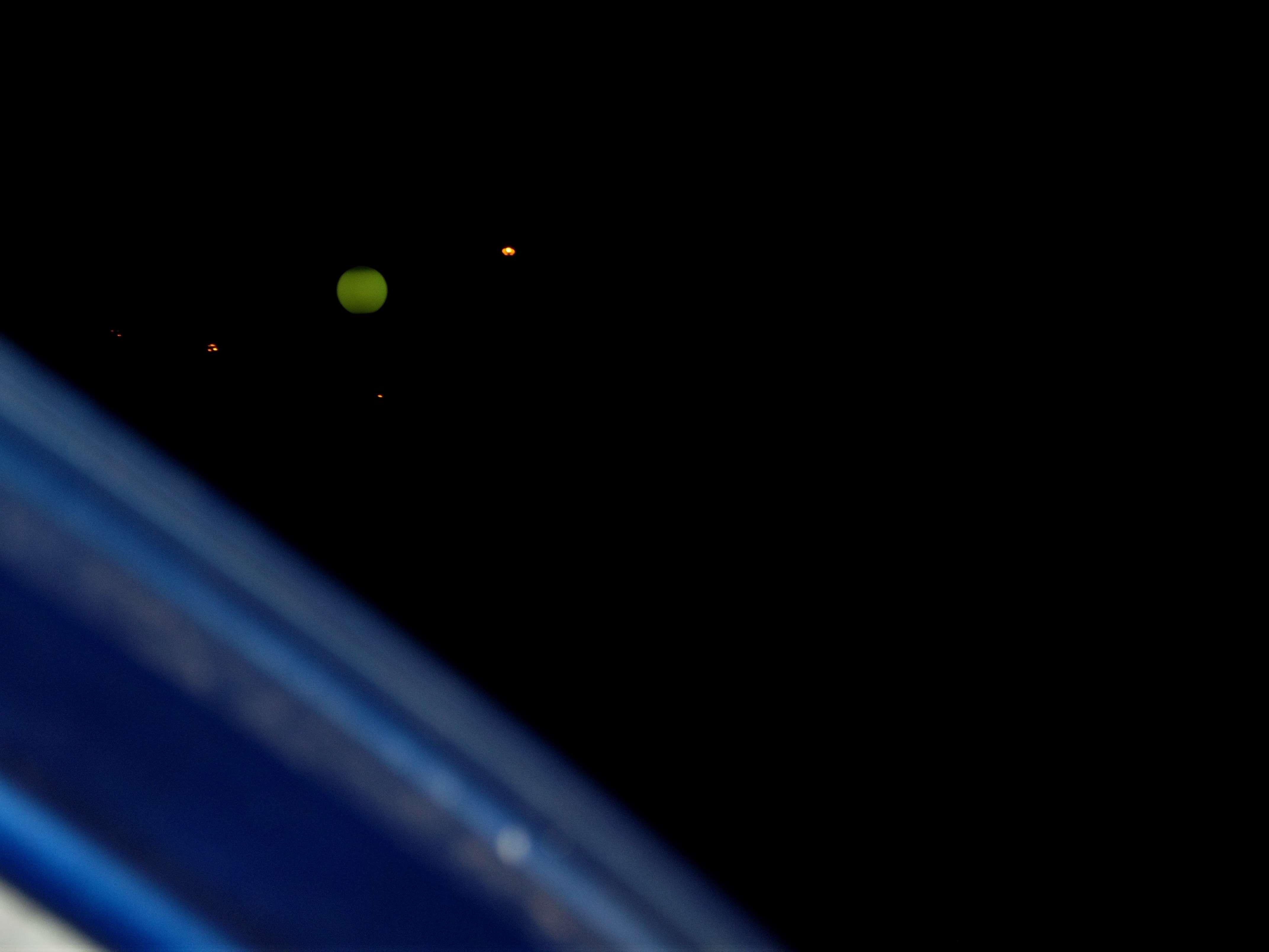 2012: le 19/01 à environ 23h08 - Boules lumineuses - Dunkerque (59)  Dscf3111
