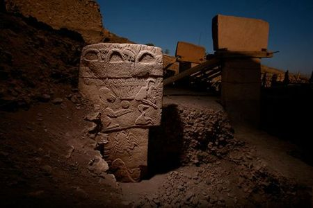 Des contacts antiques entre différentes civilisations? Rusty_10