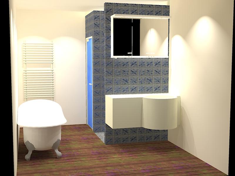 """cabine de douche ou douche à carreler façon """"italienne"""" ??? - Page 3 0117"""
