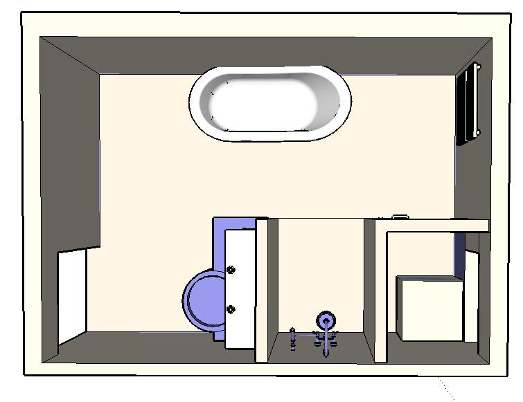 """cabine de douche ou douche à carreler façon """"italienne"""" ??? - Page 3 0313"""