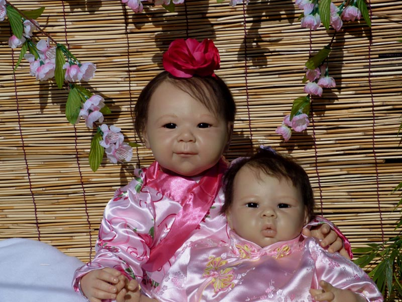 Shao und die kleine LiuSan 1109