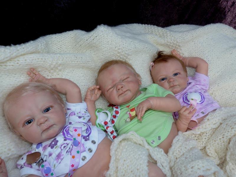 Ein Trio ist geboren.... 1167
