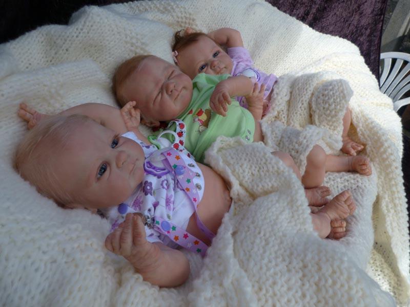 Ein Trio ist geboren.... 2125