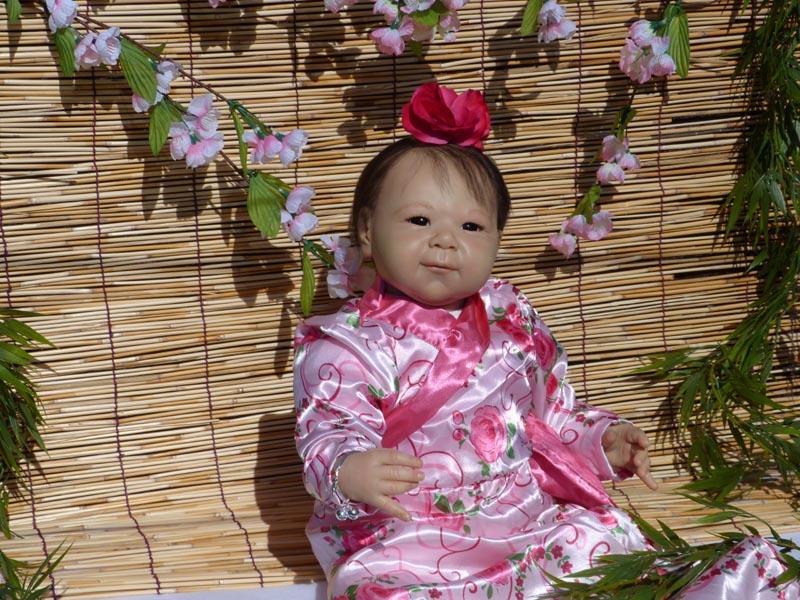 Shao und die kleine LiuSan Tracht13