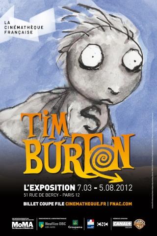Tim Burton : voyages dans d'excentriques univers gothiques. - Page 3 Affich10