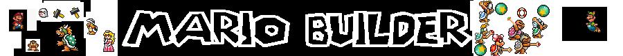 Mario Builder Forums