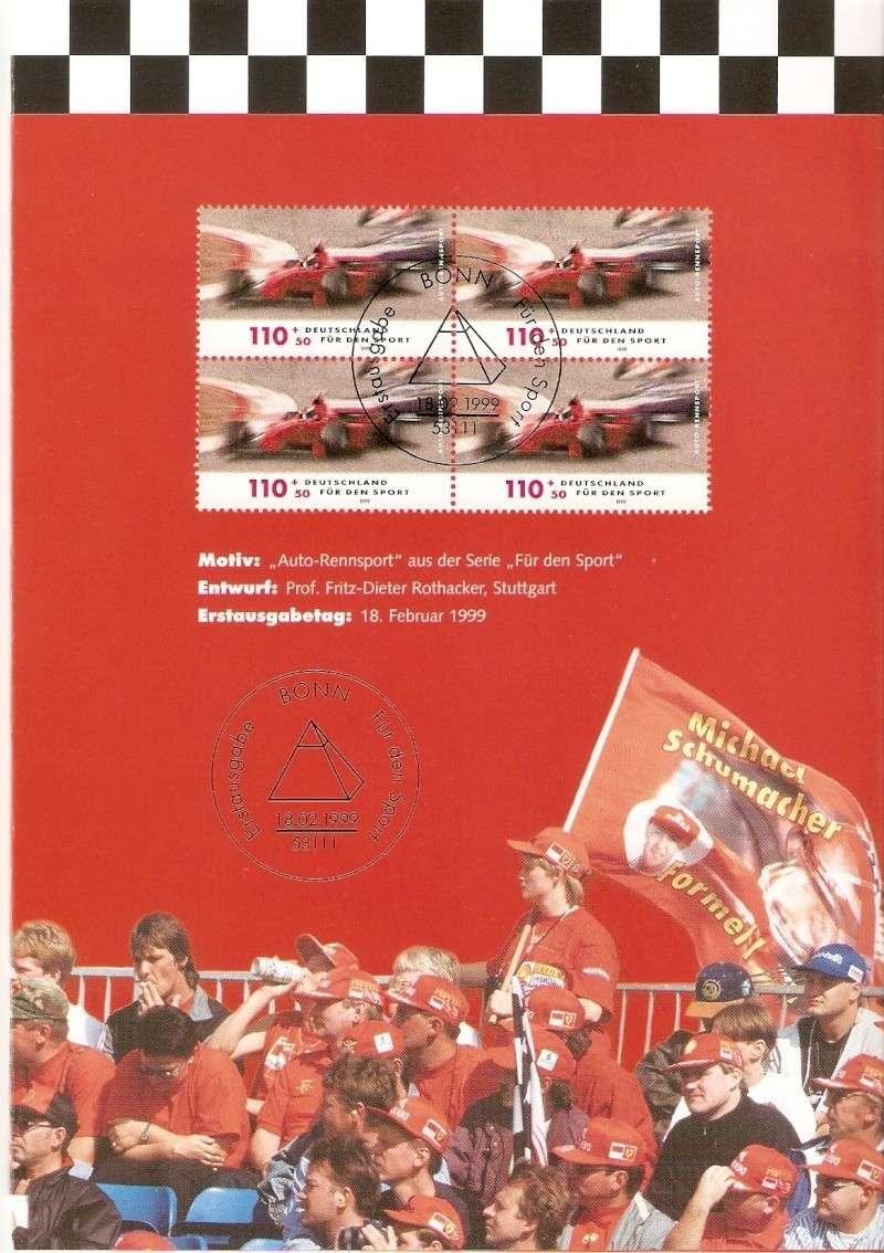 Mi 2032 als Schmuckbeleg - Michael-Schumacher Collection Soaus_18