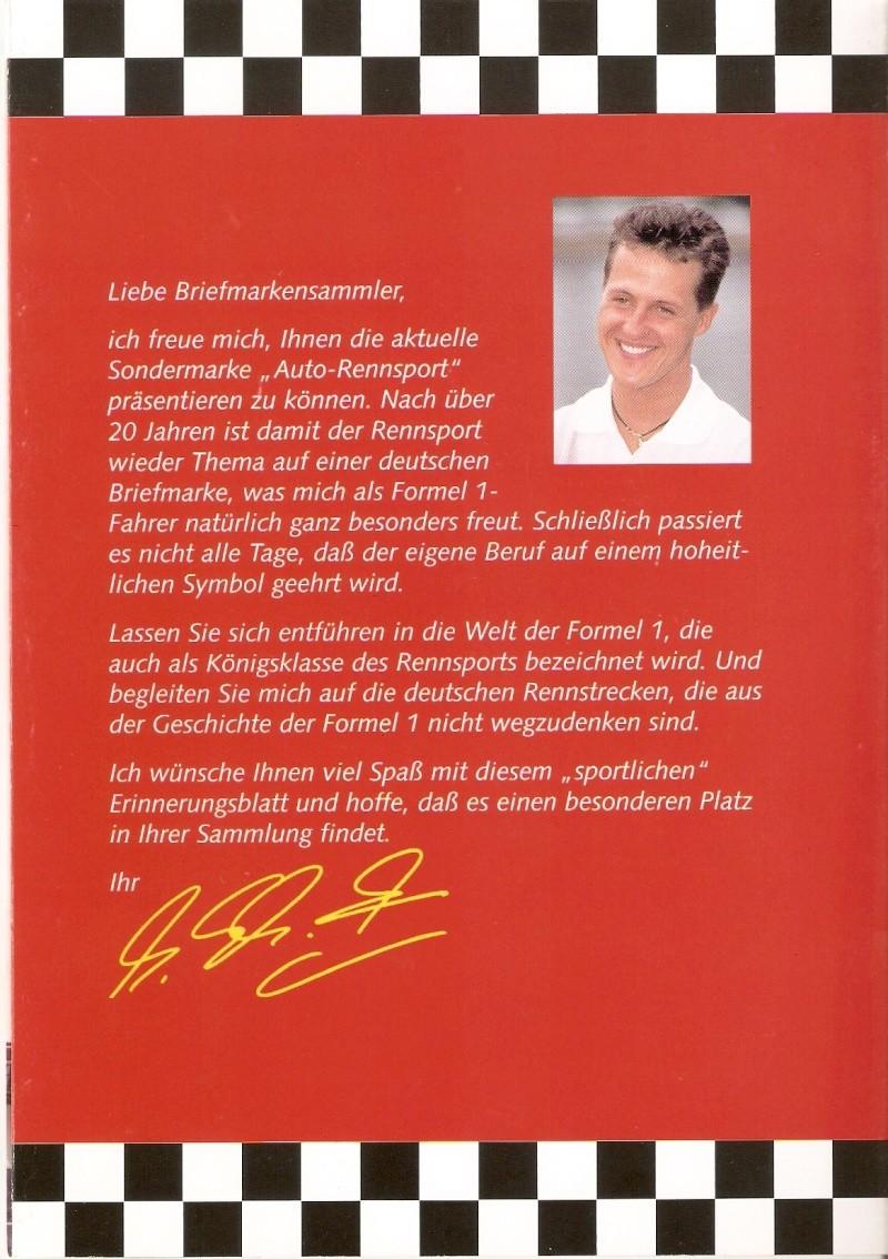 Mi 2032 als Schmuckbeleg - Michael-Schumacher Collection Soaus_21