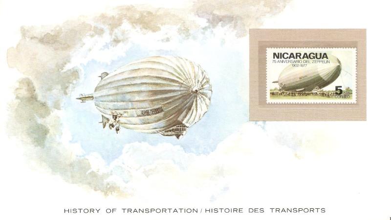 Luftschiffe von Zeppelin Transp42