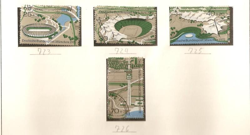 Briefmarken - Briefmarken mit durchlaufenden Markenbild Transp62