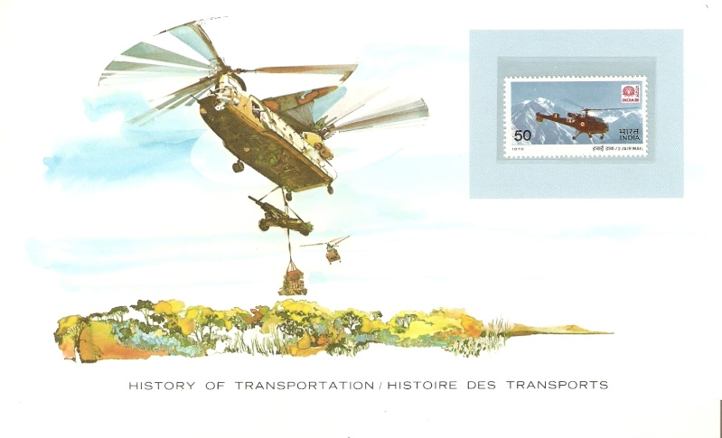 Hubschrauber Transp63