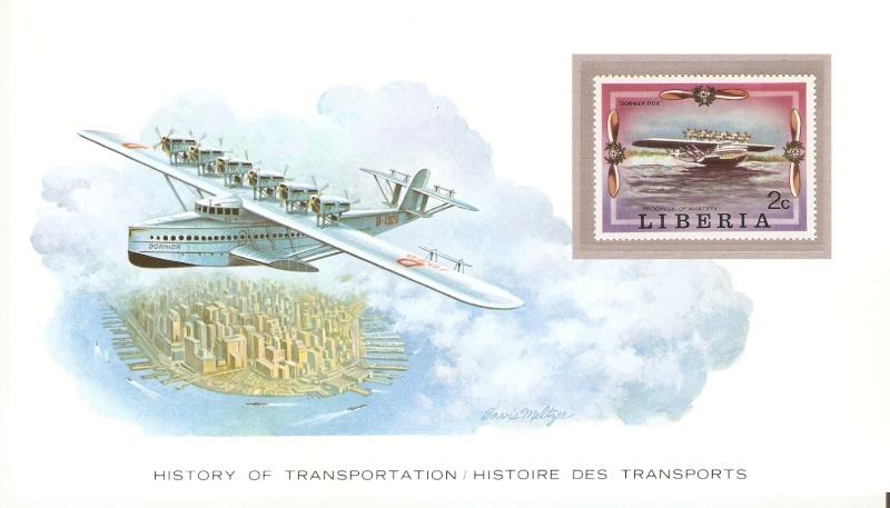 Flugzeuge aus aller Welt Transp69