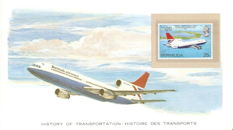 Flugzeuge aus aller Welt Transp73