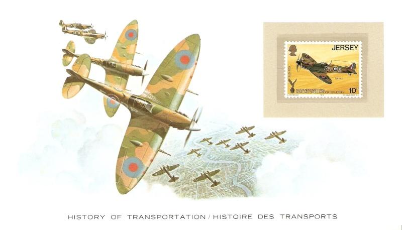 Kampfflugzeuge Transp79