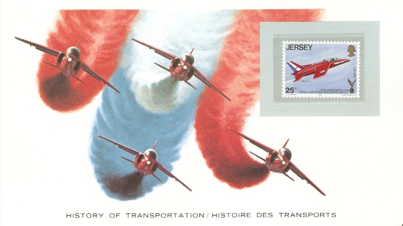 Kampfflugzeuge Transp83