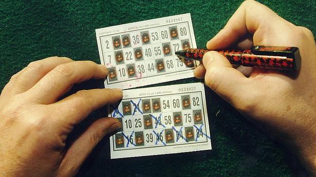 ¿Cansado de tachar números? ¿cuantas partidas llevas jugadas? Bingo-10