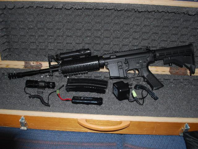 m4a1 carabine Ssc_6412