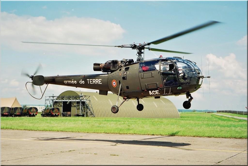 Nouvelle Alouette III 42410