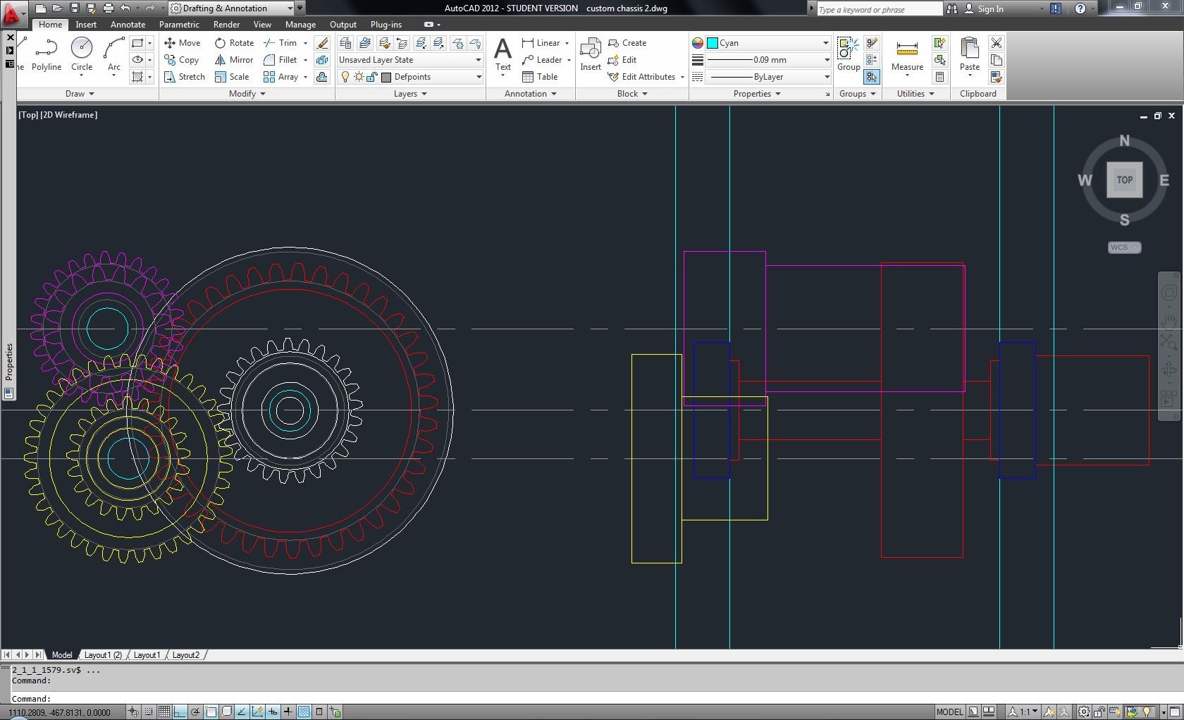 Project: RWD/FM TB-03 Conversion Custom10