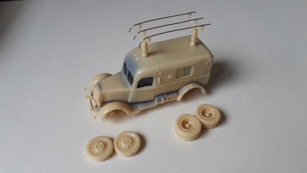 Renault ADH Radio (Wespe Models) 1/72 20200813
