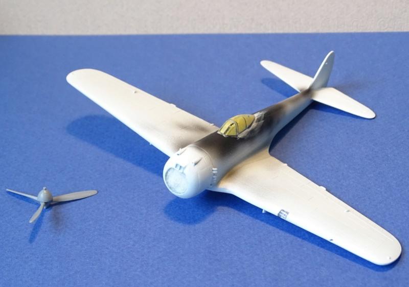 Nakajima Ki-43 III Oscar GC 1/7 Provence Dsc04811