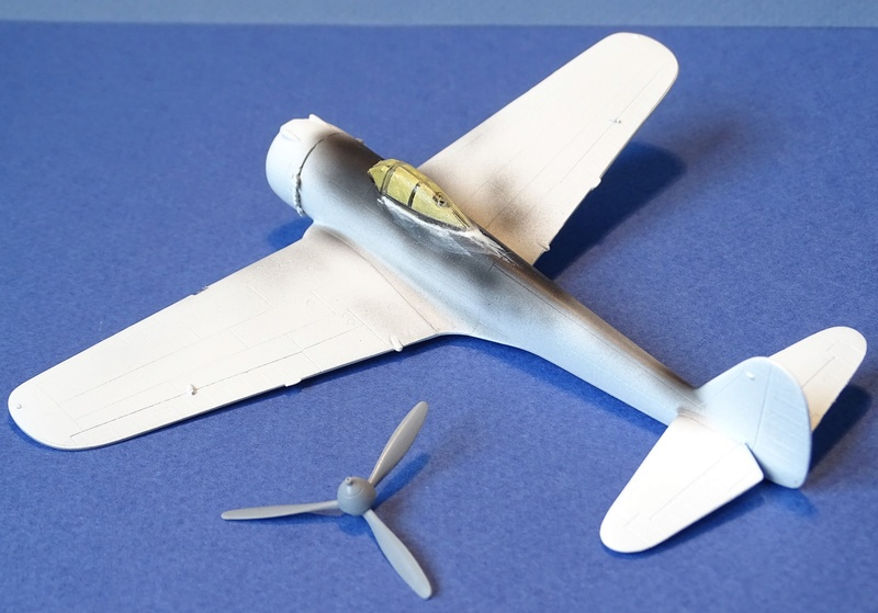 Nakajima Ki-43 III Oscar GC 1/7 Provence Dsc04812