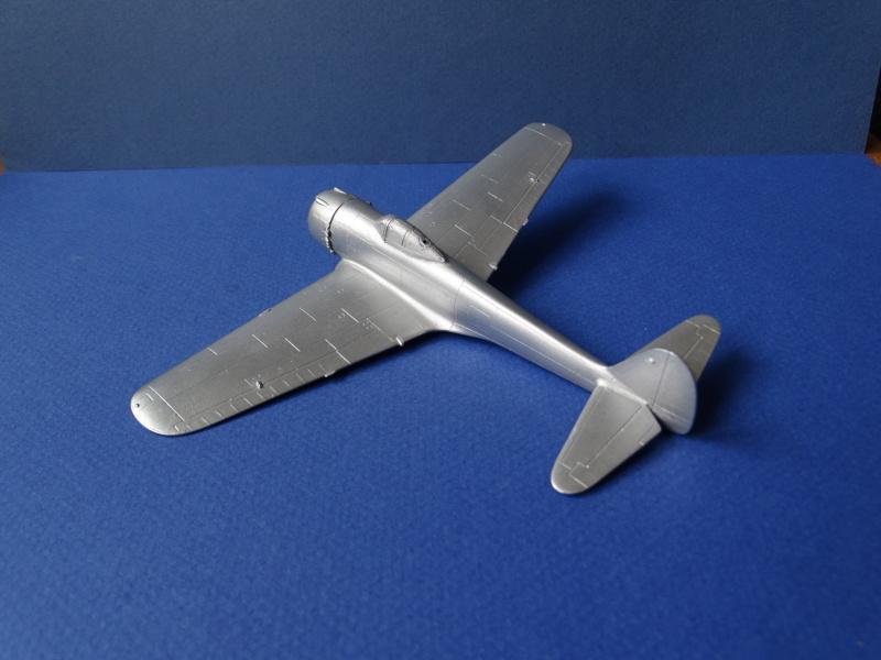 Nakajima Ki-43 III Oscar GC 1/7 Provence - Special Hobby - 1/72 Dsc05111