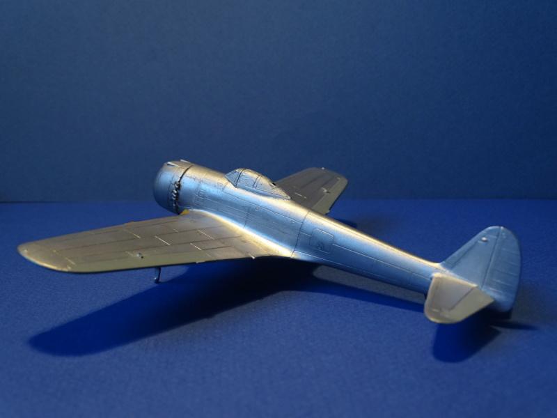 Nakajima Ki-43 III Oscar GC 1/7 Provence - Page 2 Dsc05413