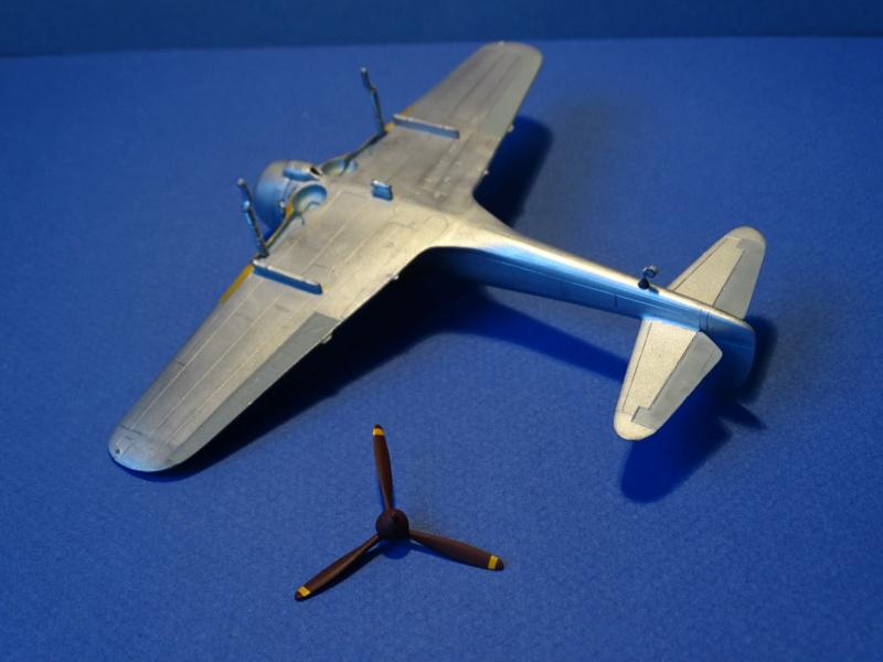 Nakajima Ki-43 III Oscar GC 1/7 Provence - Page 2 Dsc05414