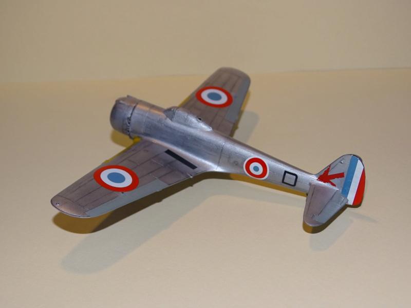 Nakajima Ki-43 III Oscar GC 1/7 Provence - Page 2 Dsc05810