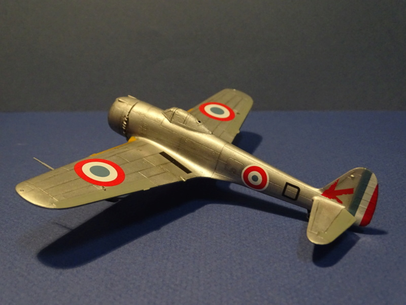 Nakajima Ki-43 III Oscar GC 1/7 Provence - Page 2 Dsc06011