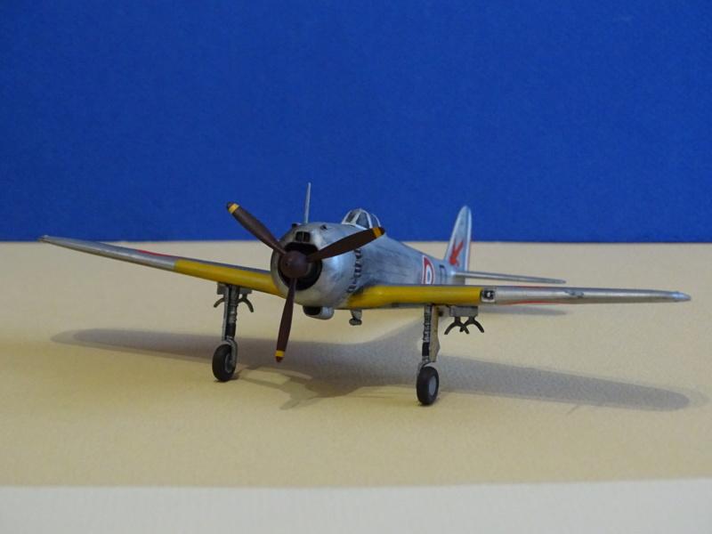 [ Spécial Hobby ]    Nakajima Ki 43 III Oscar GC 1/7 Provence  Dsc06016