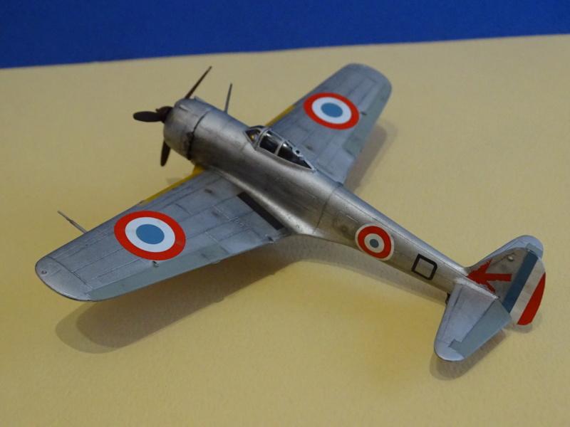 [ Spécial Hobby ]    Nakajima Ki 43 III Oscar GC 1/7 Provence  Dsc06018