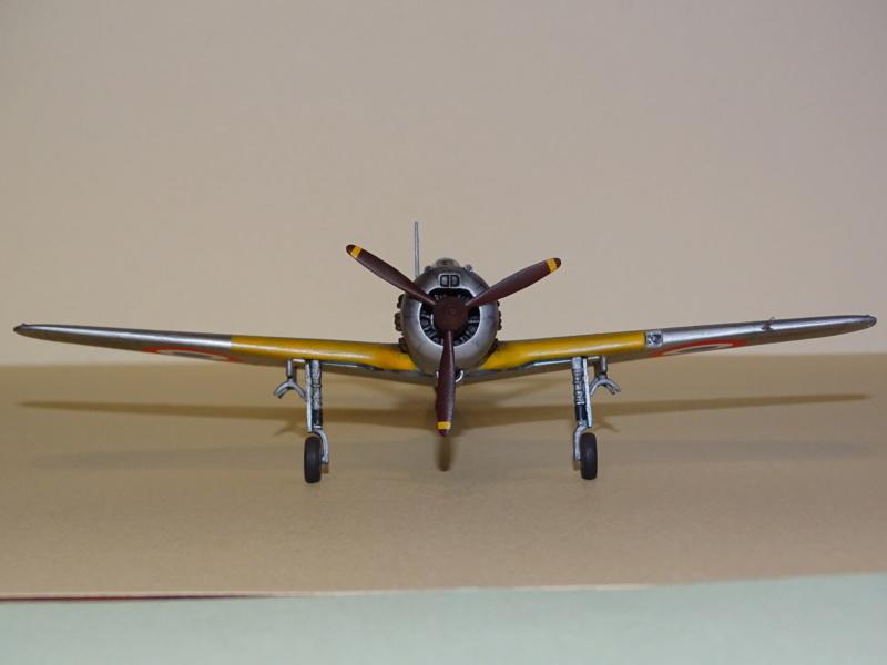 [ Spécial Hobby ]    Nakajima Ki 43 III Oscar GC 1/7 Provence  Dsc06110