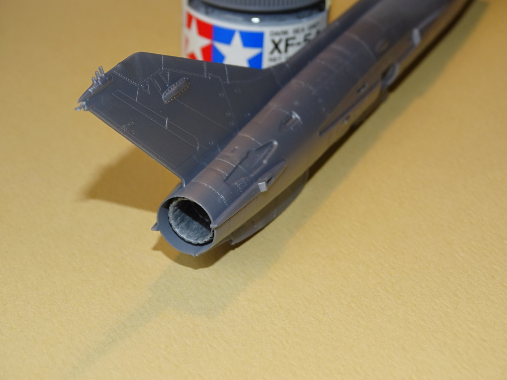 MiG 21 F13 Fishbed C [Revell 1/72] Dsc07922