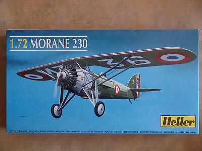 [Heller]  Morane Saulnier MS 230 Lot-mo10
