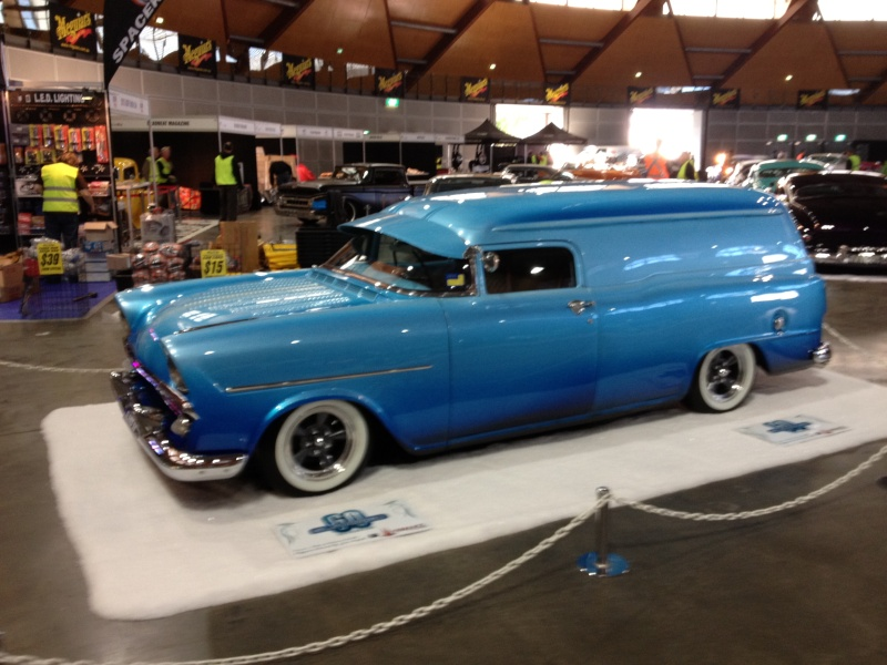 Neat Vans at Motorex 2012 Img_0116