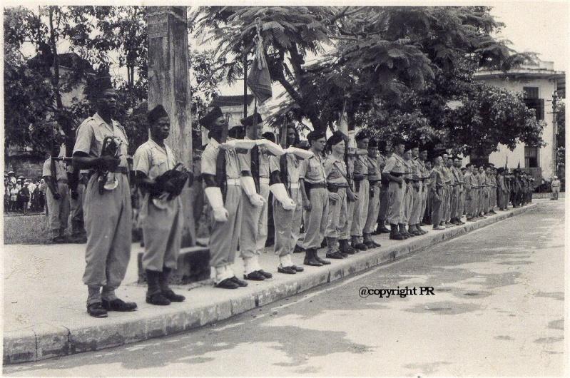 6 éme RIC et défilé de Nam Dinh le 14/07/51 1010