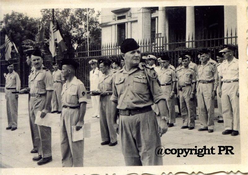 6 éme RIC et défilé de Nam Dinh le 14/07/51 1710