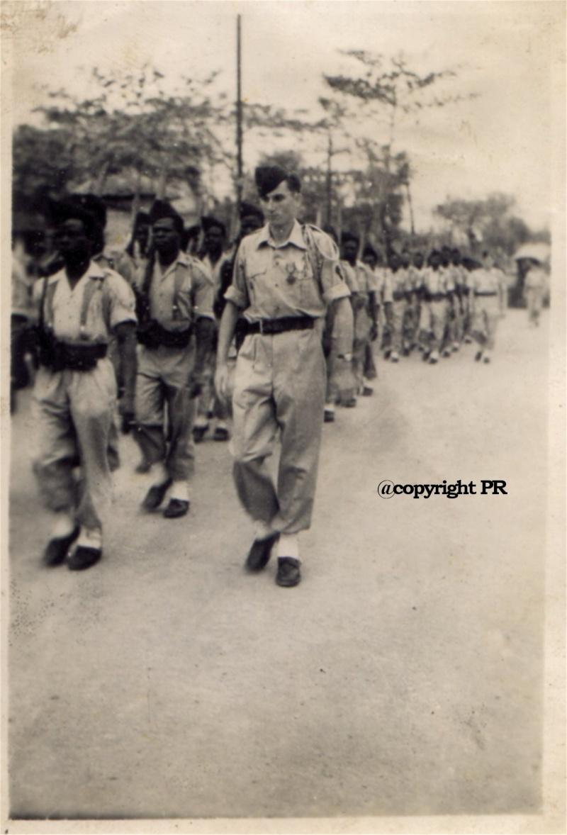 6 éme RIC et défilé de Nam Dinh le 14/07/51 211