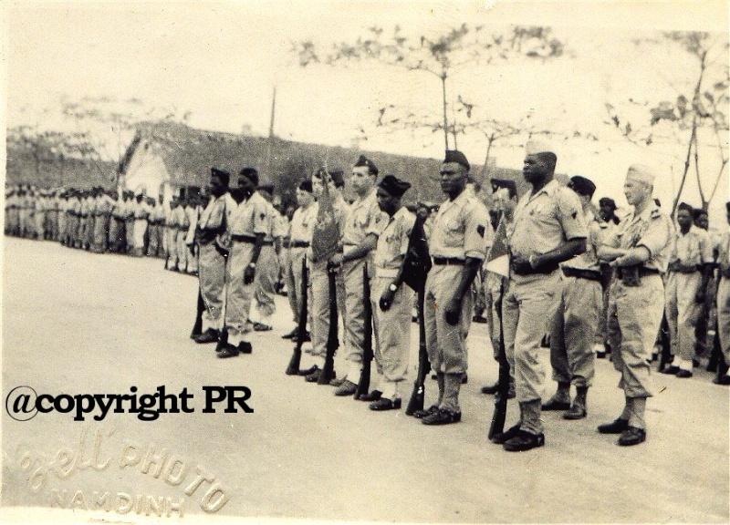 6 éme RIC et défilé de Nam Dinh le 14/07/51 213