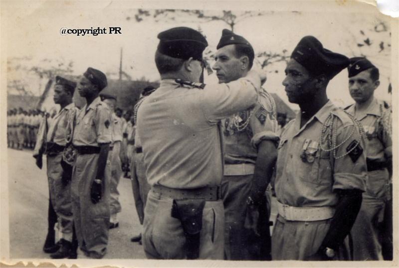 6 éme RIC et défilé de Nam Dinh le 14/07/51 2bis11