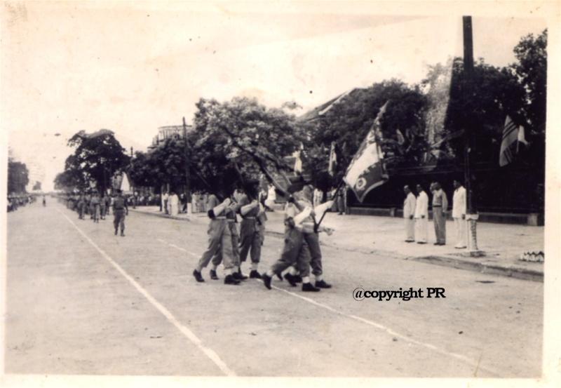 6 éme RIC et défilé de Nam Dinh le 14/07/51 311