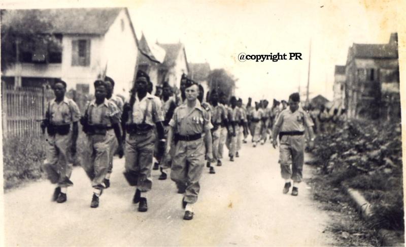 6 éme RIC et défilé de Nam Dinh le 14/07/51 411