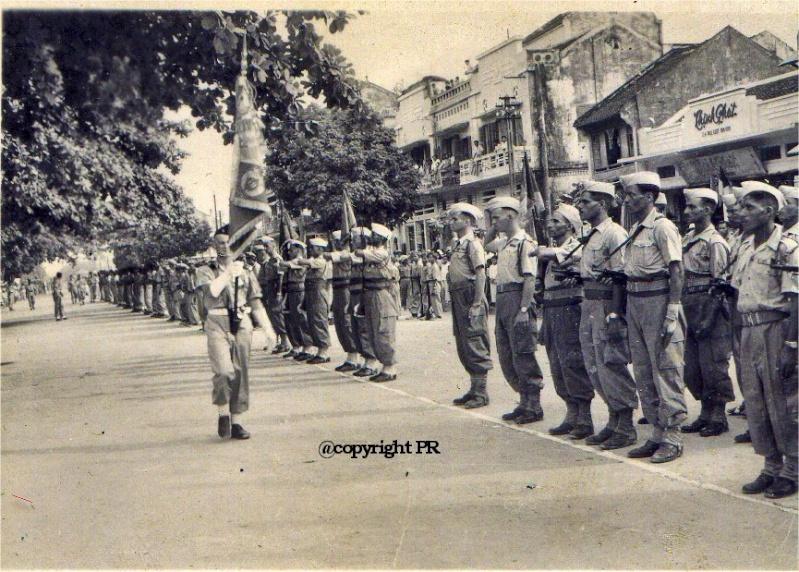 6 éme RIC et défilé de Nam Dinh le 14/07/51 612